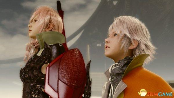 《最终幻想13》海量情报 奶挺姐在战场不断成长