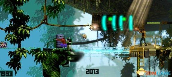 让新生代玩家们可以体验90年代初的游戏感受