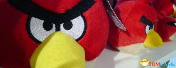 Rovio又再度确认其前作《愤怒的小鸟,并且会在次