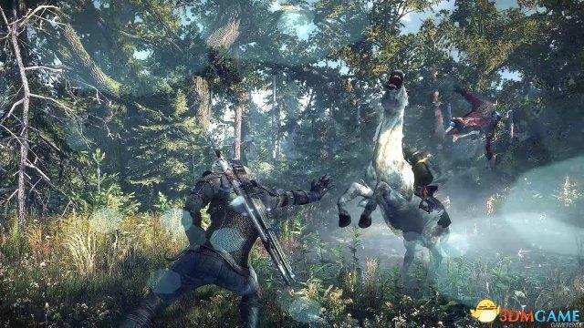 无主之地编剧赞巫师3 称同类游戏之间不存在竞争