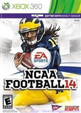 美国大学橄榄球14 英文ISO美锁区版