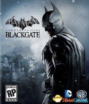 3DS《蝙蝠侠:阿卡姆起源黑门》圣地亚哥漫展演示