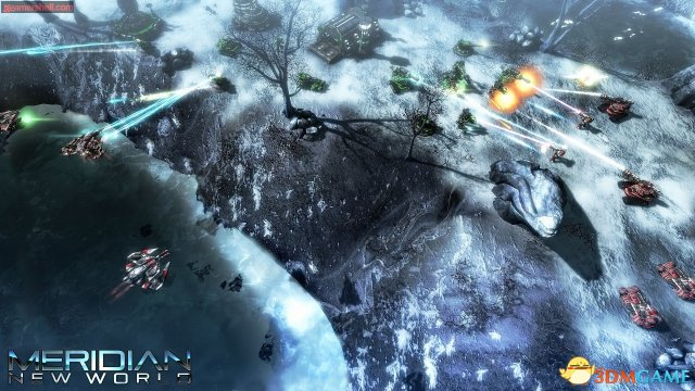 RTS作品《莫里迪安:新世界》公布 游戏截图放出