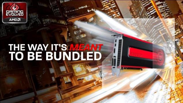 赔本甩卖永不止步!AMD本月促销买显卡送大作