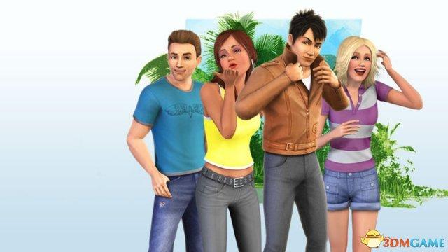 《模仿人生》参加异性恋 市场选择使令EA开放