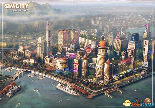 EA经典《模拟城市5》月底登陆Mac平台 配置要求公布