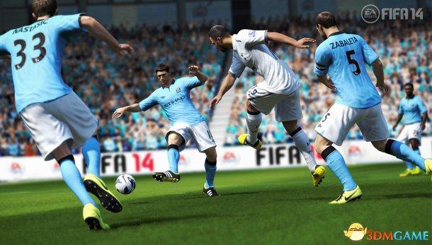 引擎未更新但是仍然有亮点 《FIFA 14》游戏前瞻