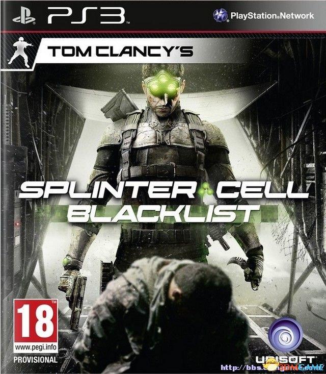 3DM原创种育碧《细胞分裂6:黑名单》PS3正式版降临