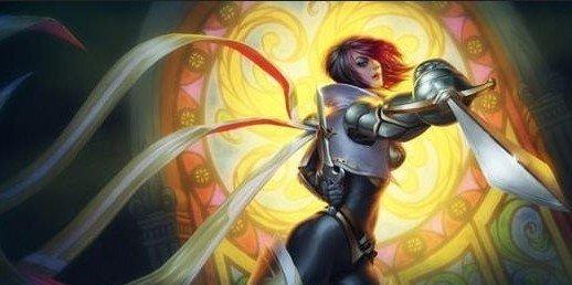 盘点高贵冷艳的游戏女角!真女神能用眼神杀人