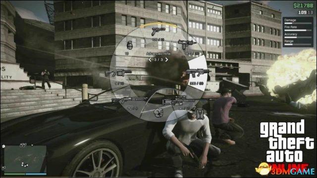 《侠盗猎车OL》是真正的MMO 暴力版第二人生?