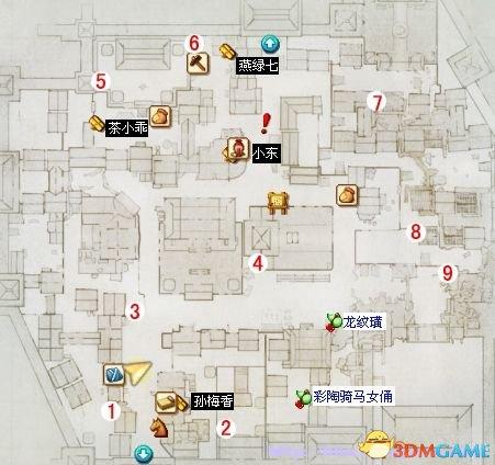 古剑奇谭2 图文全攻略 全宝箱地图收集全支线全剧情