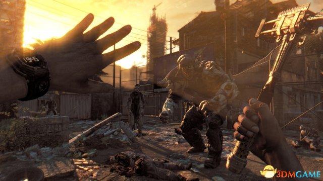 开发商称《消逝的光芒》将改变玩家处事的态度