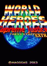 世界英雄 英文硬盘加强修正版