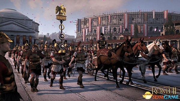 罗马2:全面战争 全派系兵种图文资料一览