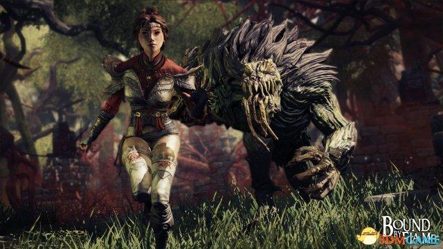 没有Xbox1版本?《火焰束缚》2014年初将登陆PS4