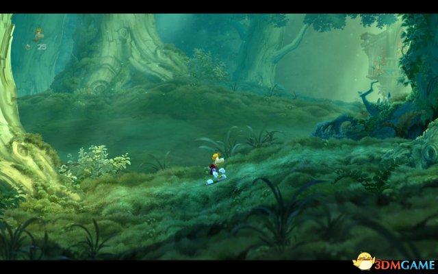 注意游戏的多层景色,这最少叠了6层,虽然说这种做法基本上没有技术难题,不过这是人力和美工时间的堆叠啊。而且感觉比上一座叠的更多了…