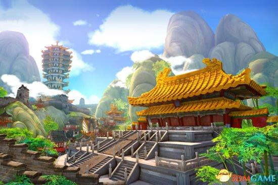 《文明帝国OL》将有四职业 中国为初始文明之一