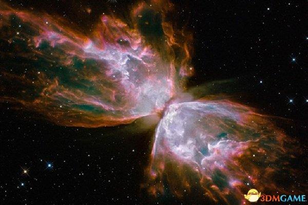 <b>恒星死亡后景象令人震撼 各种奇形怪状很漂亮</b>