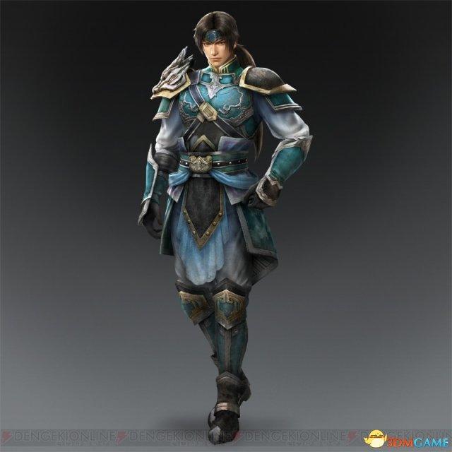 《真三国无双7》角色人气投票 最爱赵云王元姬