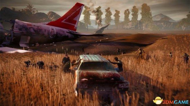 XBLA上《腐烂国度》销量94万 Steam版年内发售