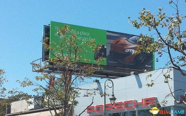 微软已经在各个地区展开Xbox One广告宣传攻势