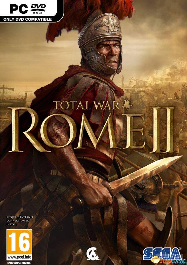 《罗马2:全面战争》1号升级档R组破解发布 附说明