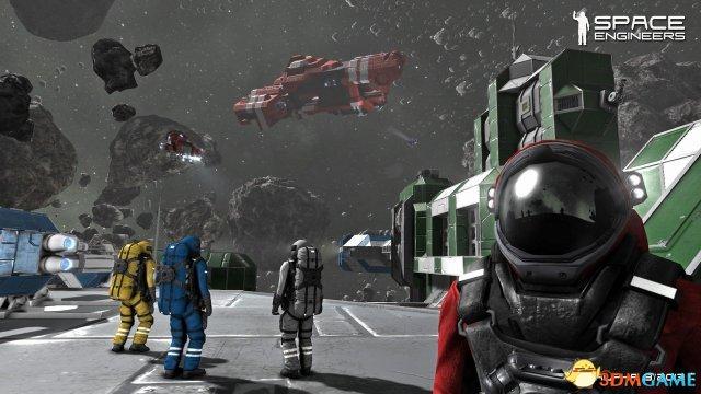 15分钟游戏试玩视频,太空工程师