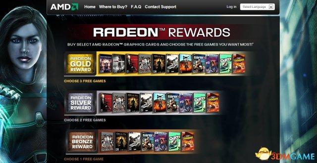 AMD力挺黑道圣徒4 高端显卡可以享受相应级别优惠