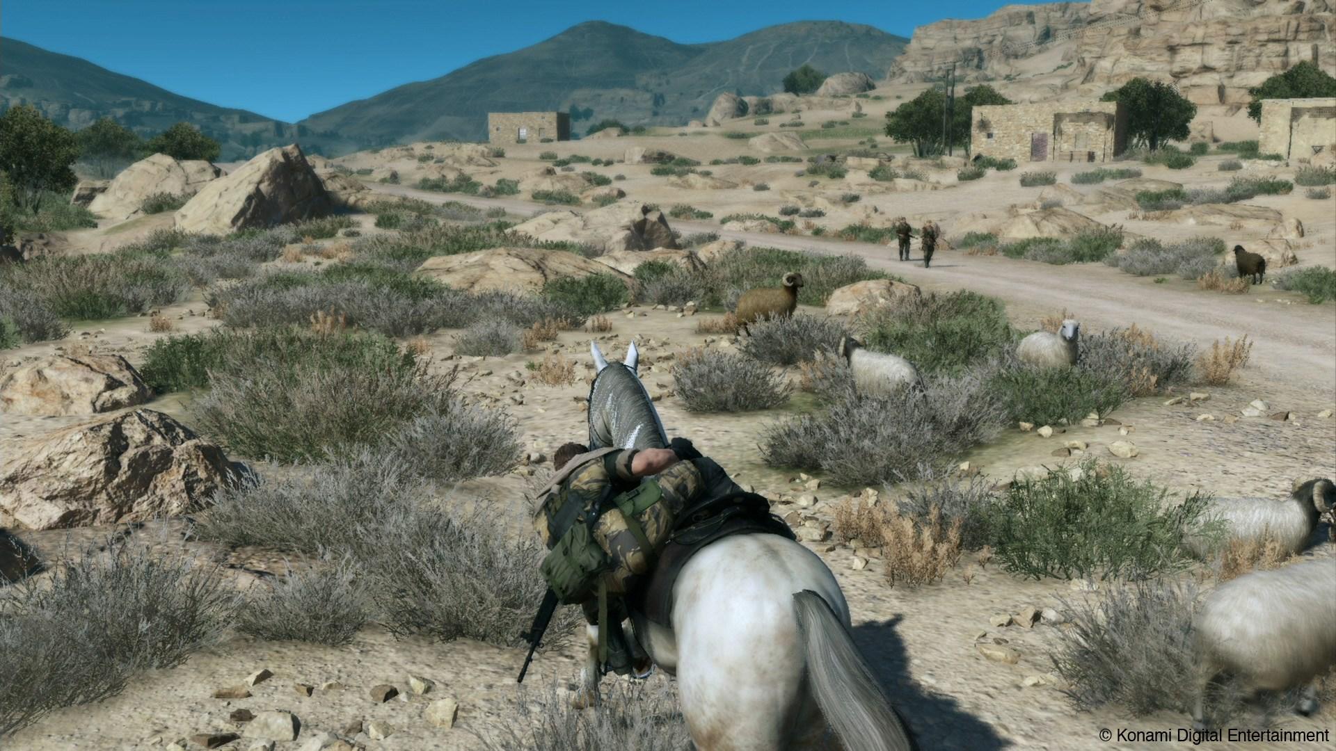 合金装备5:幻痛/Metal Gear Solid V: The Phantom Pain