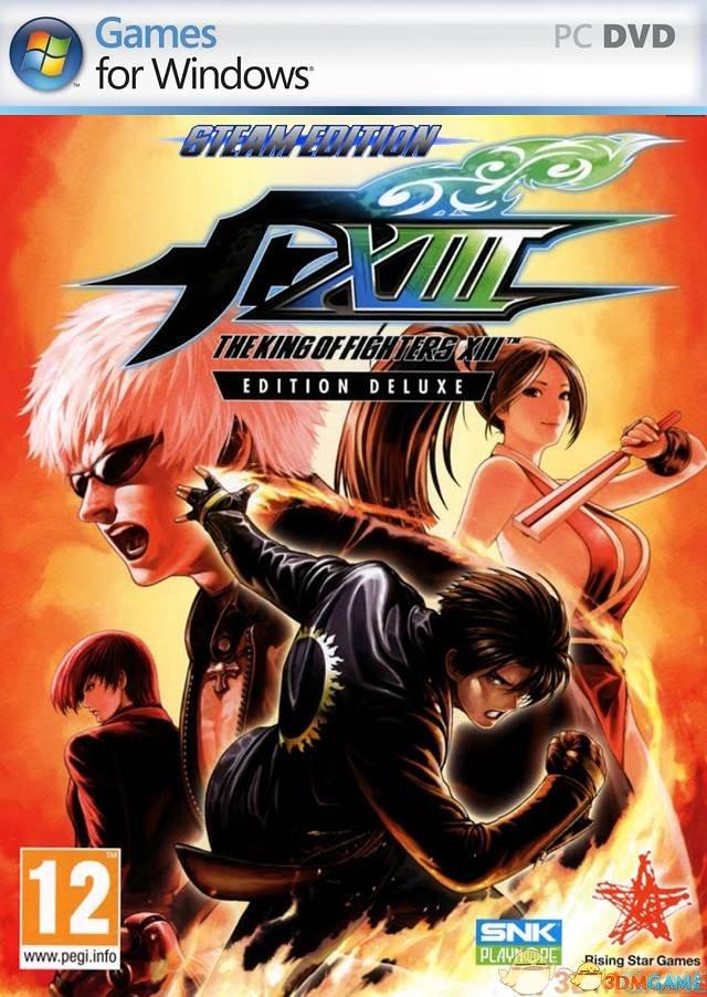 《拳皇13》STEAM正式版3DM破解版下载 自带中文