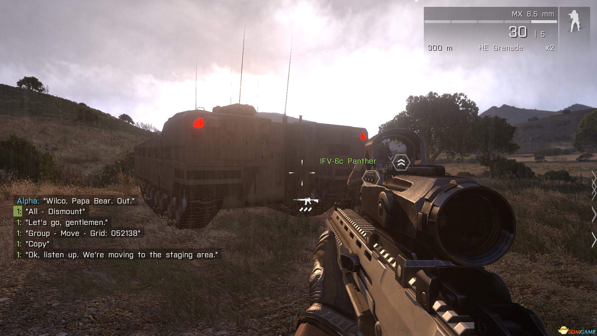 武装突袭3 正式版游戏截图抢先分享