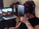 身临其境 Oculus虚拟现实装置过山车体验视频展示