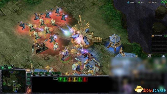 十年心愿成真 玩家自制RTS游戏《联盟与部落》