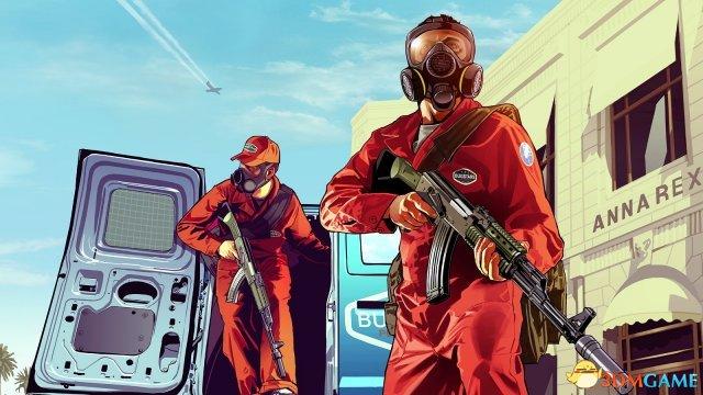 <b>《侠盗猎车5》首月将赚10亿!业界期待游戏史奇迹</b>