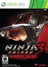 忍者龙剑传3:刀锋边缘 中英文ISO全区版