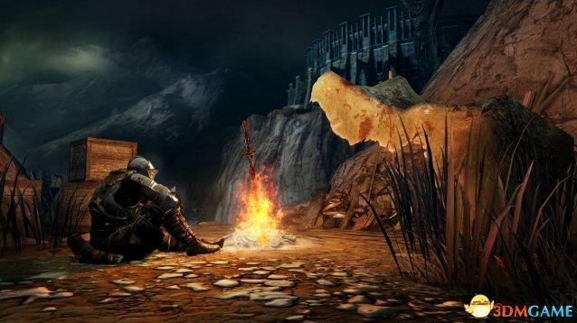 《黑暗之魂2》新情报 死亡有惩罚游戏难度更高