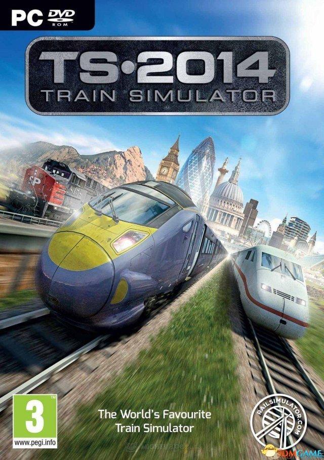 另类的体验!3DM《模拟火车2019》破解版下载