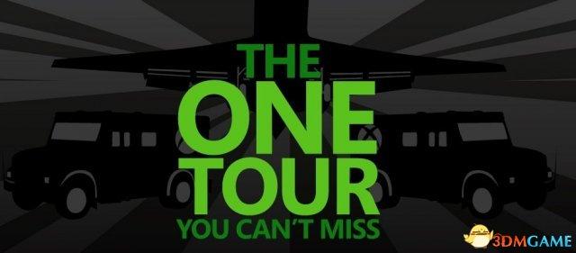 微软表示Xbox One世界范围巡回展示下周开始实施