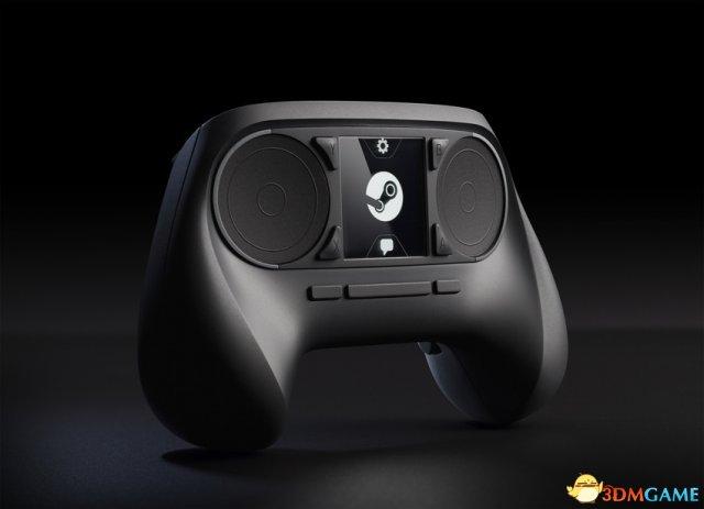 Valve公布Steam手柄 造型设计匠心独运 个性十足