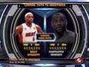 NBA 2K14 小皇帝扎姆斯模式解说视频 英文解说