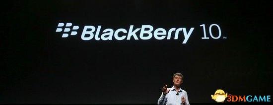 与时代的抗争 黑莓联合创始人极力反对使用触摸屏