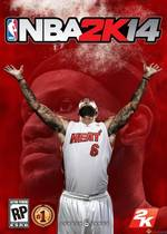 美国职业篮球2K14 英文欧版