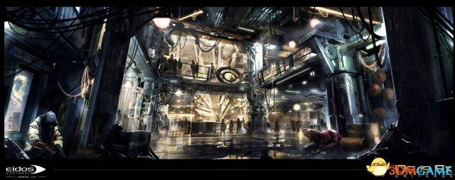 新作将至 《杀出重围》次世代主机版本正在制作中