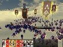 罗马2:全面战争 联机群战视频解说 法老之怒