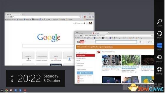 谷歌啟動新項目 在Windows基礎上發展Chrome OS