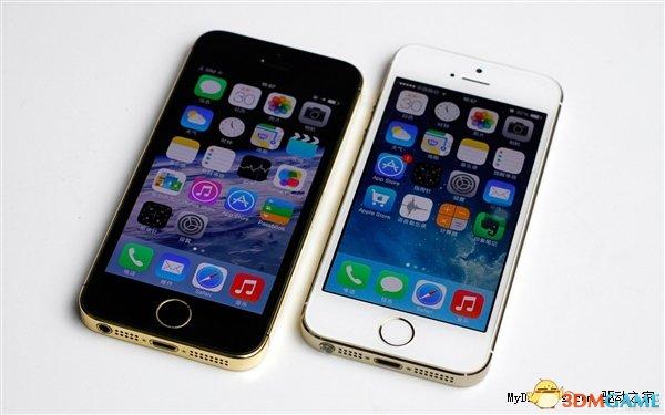 早买早享受!土豪金iPhone 5S半月暴跌3000元