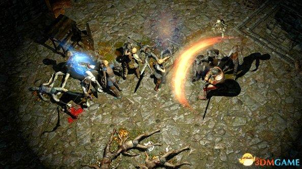 暗黑3强力对手!《流放之路》将于10月23日发售