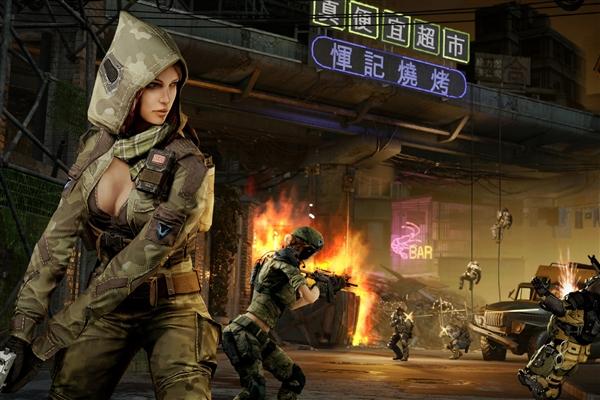 《战争前线》考虑中国玩家喜好 将有性感丝袜妹