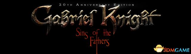 <b>《加百利骑士:先祖之罪》20周年重制版游戏公布</b>