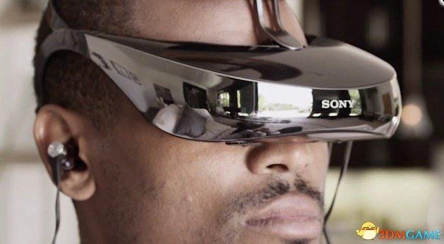 索尼打造1000美元3D头戴眼镜式观察器开启预订